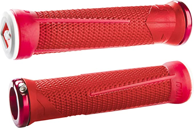 135mm D35A1 Odi AG-1 Lock-On Bicycle Grips