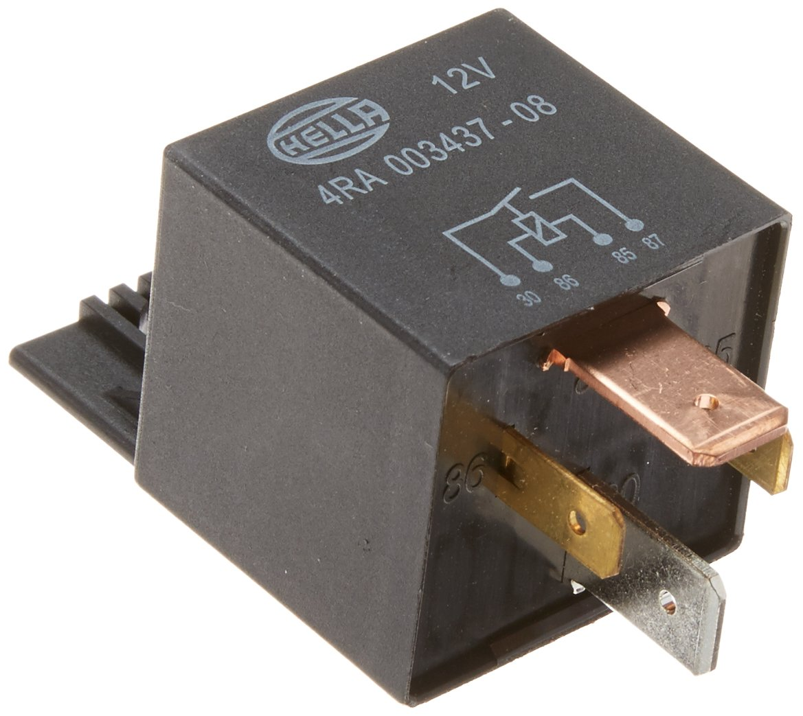 HELLA 003437081 70 Amp Heavy Duty SPST Switch with Bracket by HELLA