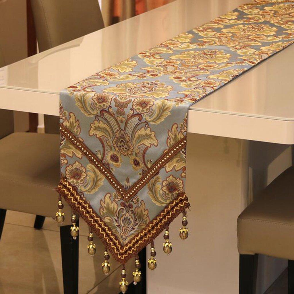 Daeou European, luxury, retro, Table Runner, table cloth