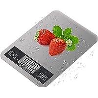 Premium Elegant Kitchen Scale Digital Pocket Food Jewlery Scale, Durable Premium Stainless Steel Platform, Dustproof…