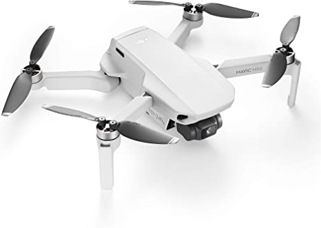 Opinión sobre DJI Mavic Mini - Dron Ultraligero y Portátil, Duración Batería 30 minutos, Distancia Trasmisión 2 Km, Gimbal 3 Ejes, 12 MP, Video HD 2.7K, Blanco