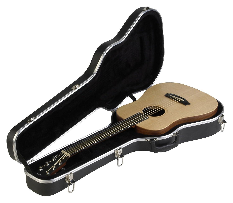 skb baby taylor martin lx guitar shaped hardshell