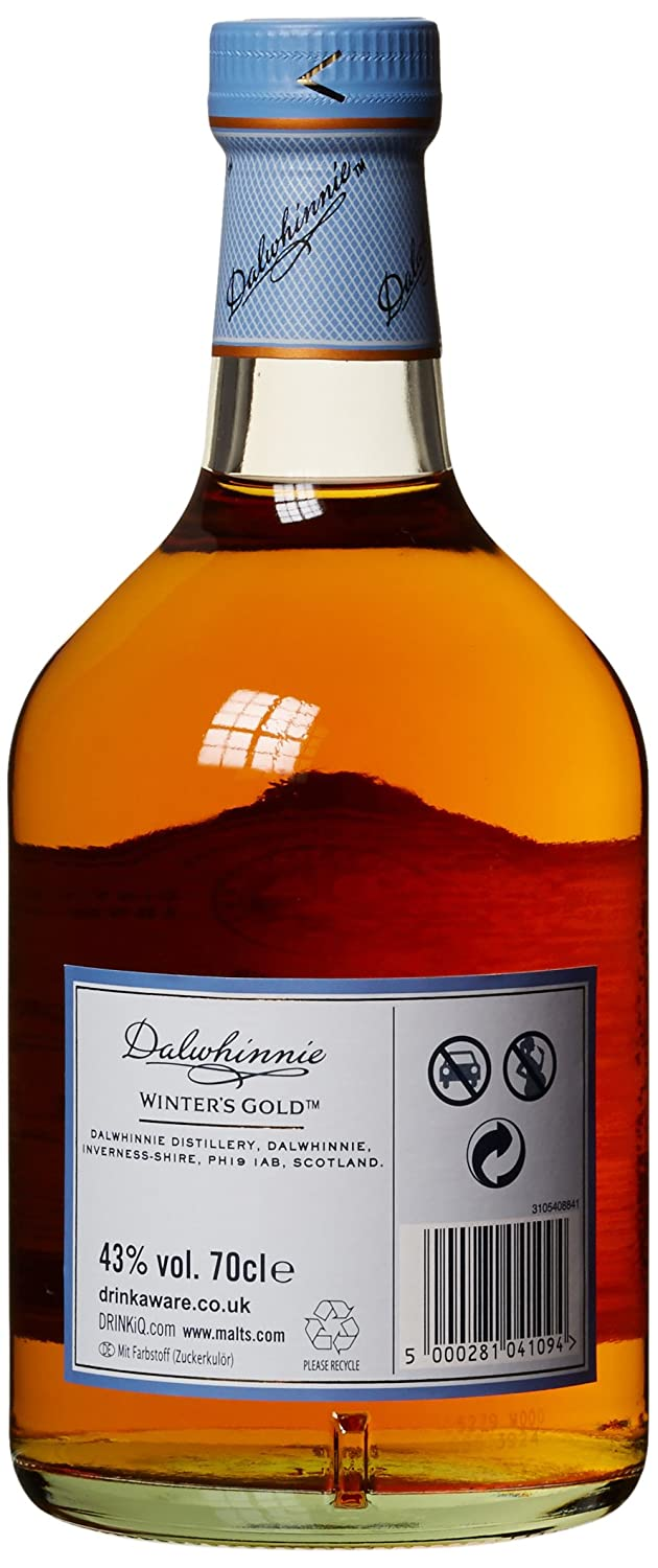 52167222650c Dalwhinnie Winter s Gold Whisky