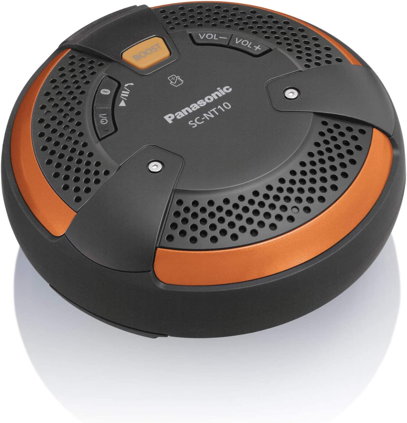 Panasonic SC-NT10-D TOUGH BlueTooth Portable Wireless Speaker System