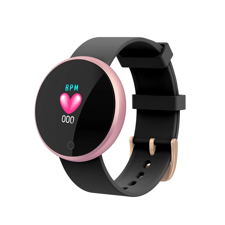TDOR Smartwatch Mujer, Llamadas y Whatsapp, Control de ...