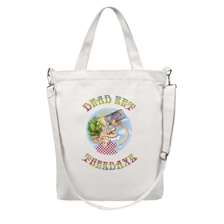 Womens Canvas Tote Handbags Casual Cross Body Shoulder Bag Rock Music Group Members Poster Unique Hobo bag
