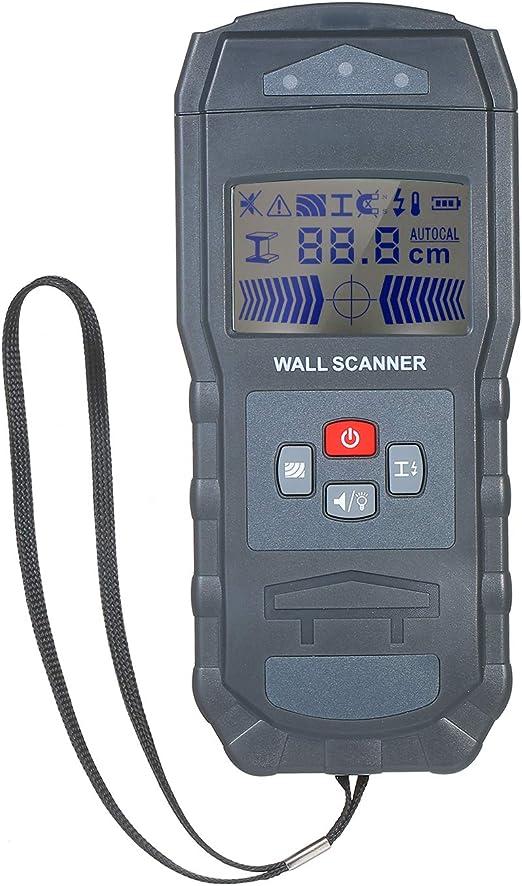 Hand Scanner Détecteur de métaux détecteur de métal avec affichage LCD