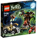 LEGO Monster Fighters - El hombre lobo (9463)