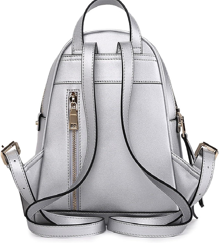NEW Backpack Split Leather Women Backpack Fashion School Backpack Luxury Women Shoulder Bag Youth Shoulder Bag Women