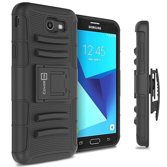 on sale 9289f ee94a Amazon.com: Galaxy J7 Prime Case, Galaxy J7 Sky Pro Case, Galaxy ...