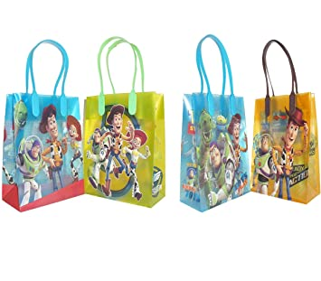 disney pixar toy story party gift goody bags 12 pack by unknown - Toy Story Activity Center Download