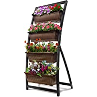 Outland Living 6-Ft Raised Vertical Garden Bed