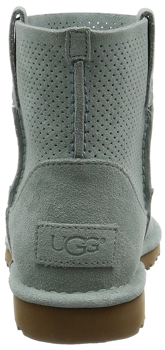 f0c37480449 UGG Women's Classic Unlined Mini Perforated Spring Boot