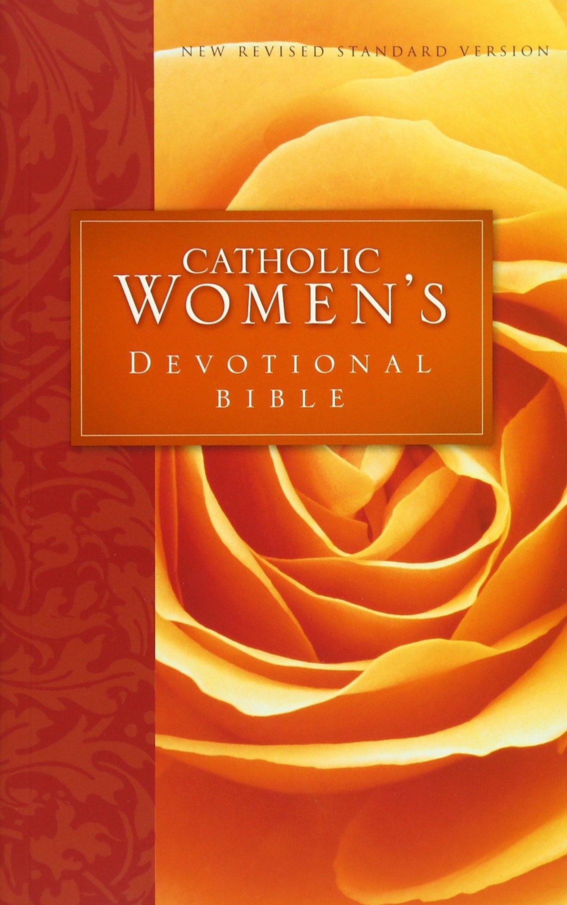 Catholic Womens Devotional Bible Spangler product image