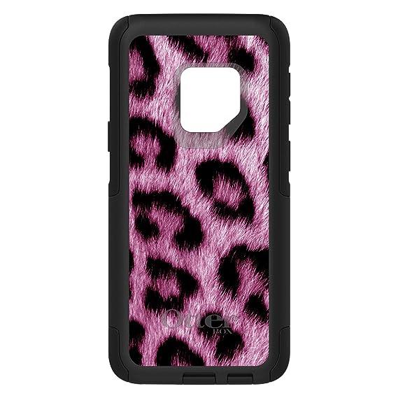 cd78c10fef Amazon.com  DistinctInk Case for Galaxy S9 (NOT Plus) - Custom Black ...