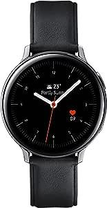 ساعة سامسونج جالكسي اكتيف 2، 44 ملم ستانلس ستيل، فضية اللون - SM-R820NSSAKSA