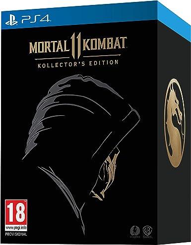 Mortal Kombat 11 - Kollectors Edition: Amazon.es: Videojuegos