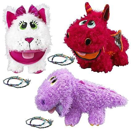 Amazon Com Stuffies Baby 3 Pack Squishy Toys Plush Stuffed