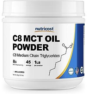 Amazon Com Kiss My Keto Mct Oil Powder C8 Keto Creamer 75