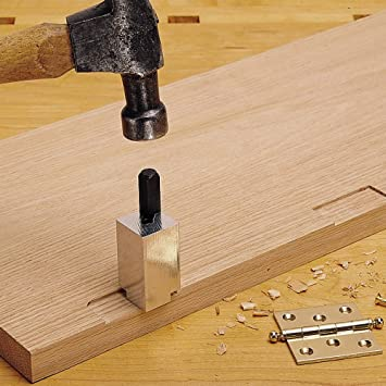 Corner Mortising Chisel Doorjamb And Hinge Templates Amazoncom - Door jamb hinge template