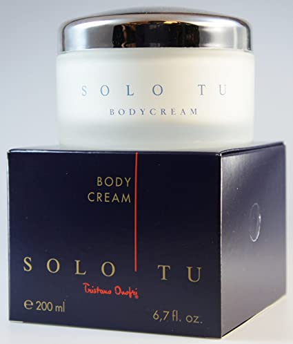 fbf9503c3f Buy Tristano Onofri - Solo Tu Femme Woman Body Cream 200ml... Online at Low  Prices in India - Amazon.in