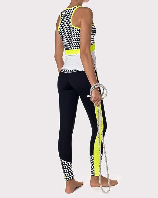 IDAWEN Sport Fashion Camiseta Deportiva Mujer. Top de Deporte sin Asas para Deporte Mujer.: Amazon.es: Ropa y accesorios