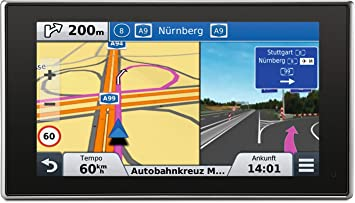 Garmin Nüvi 3597LMT - Navegador GPS para coches de 5