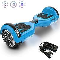 """Mega Motion Self Balance Scooter E1 - Gyropode électrique 6.5"""" -Bluetooth - sécurisé UL CE"""