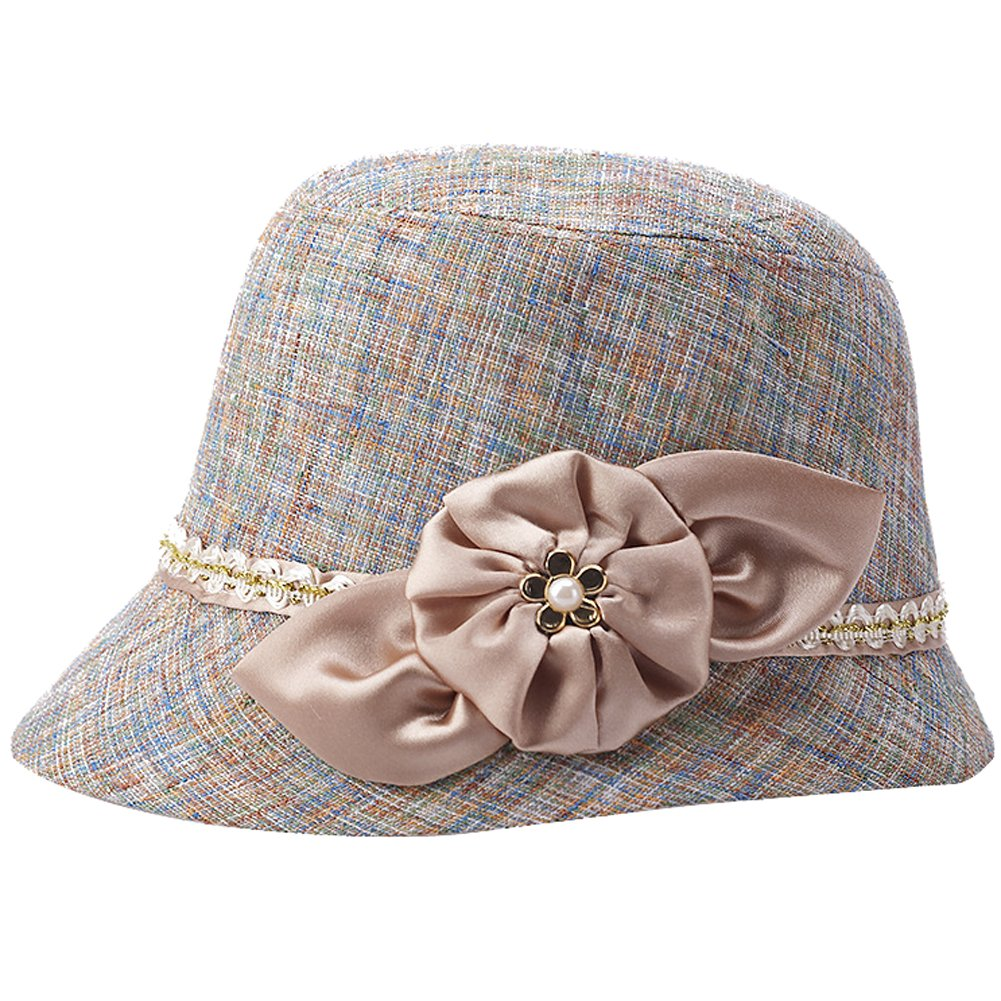 a3673bd4bcc Greg Bourdy Womens Cloche Hats Amazon