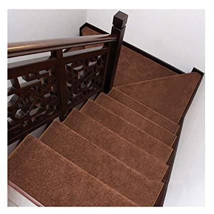 Bon Amazon.com: Step Carpet Self Adhesive Stair Treads Rectangle ...