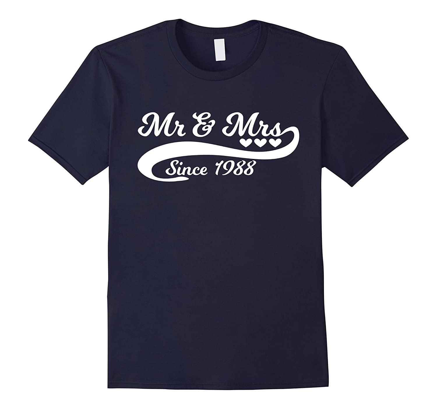 29th Wedding Anniversary T Shirt-Vaci