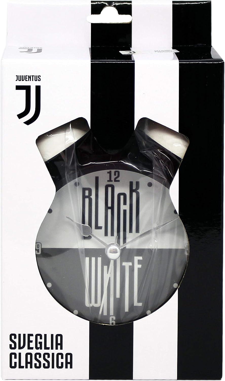 SVEGLIA JUVENTUS UFFICIALE black /& white oppure fino alla fine