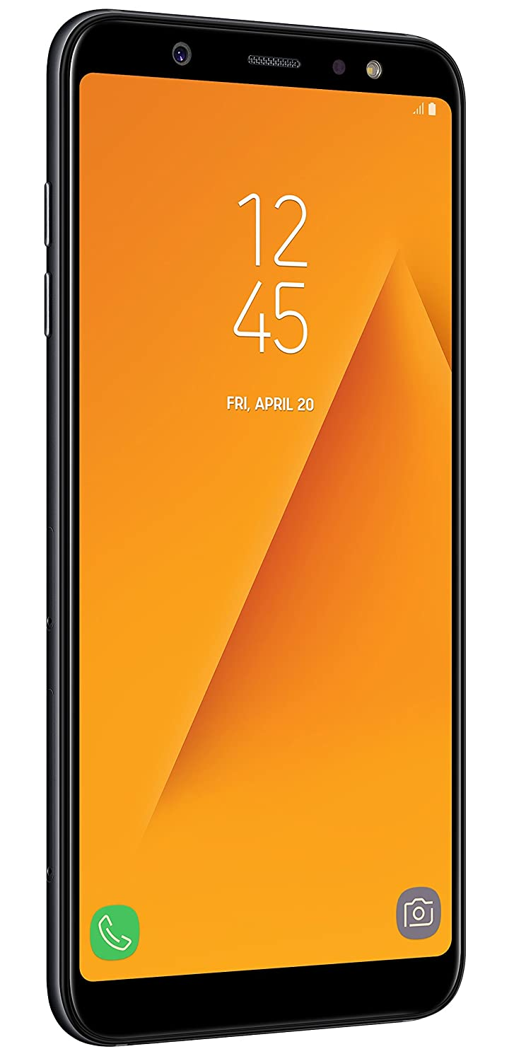 cheap for discount d65bf ddc11 Samsung Galaxy A6 Plus (Black, 4GB RAM, 64GB Storage) with No Cost  EMI/Additional Exchange Offers