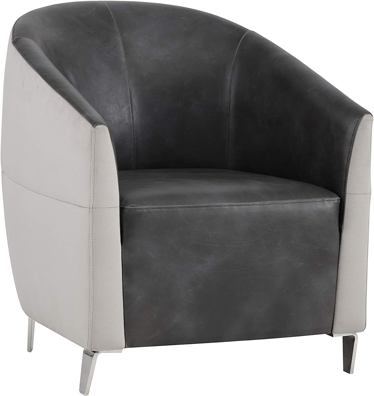 Sunpan 5west Occasional Chairs Dove Furniture Decor