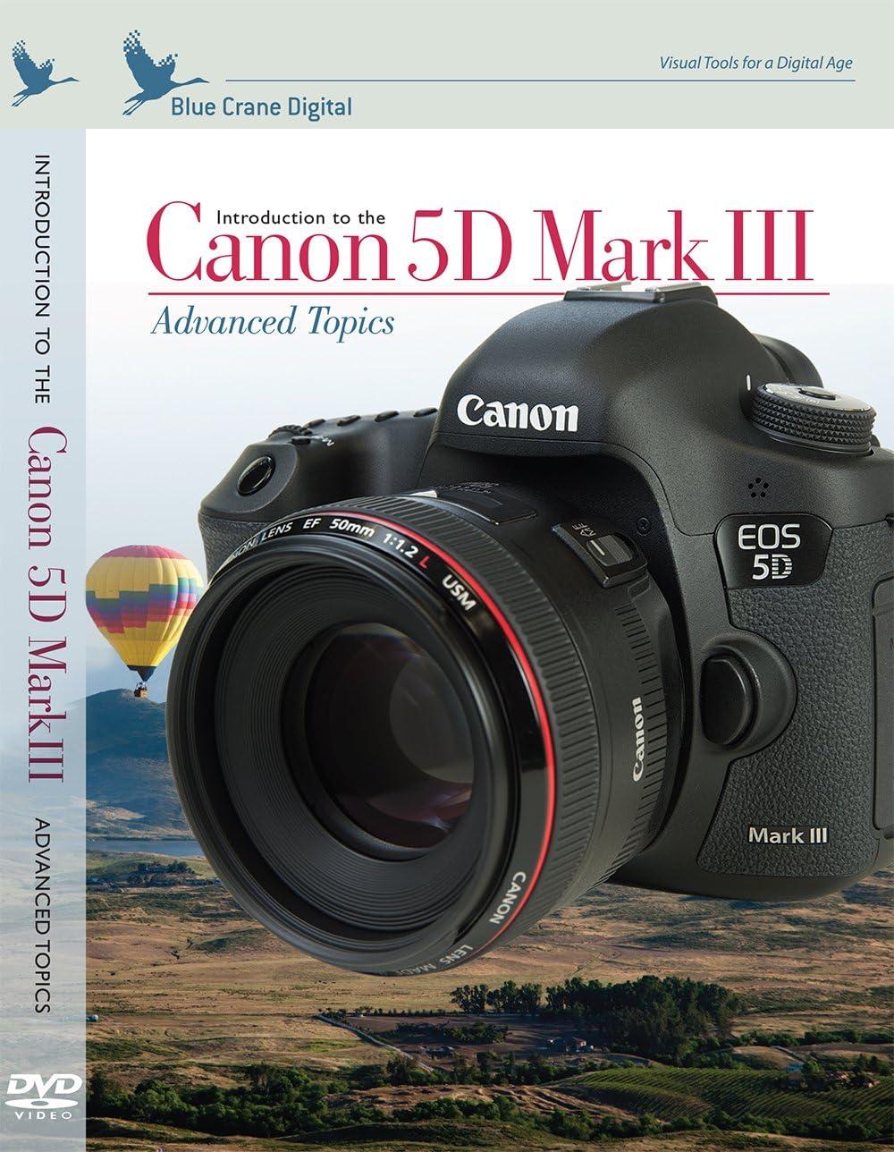 zBC143 Basic Controls Blue Crane Digital Introduction to the Canon 5D Mark III