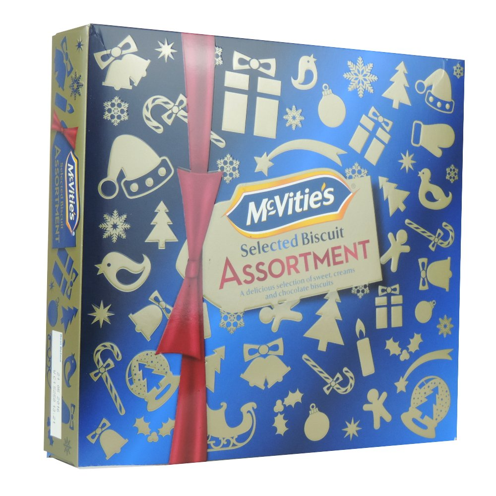 McVitie's - Selected Biscuit Assortment - 500g (Case of 12)