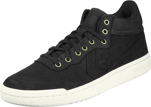 Converse Fast Break 83 Mid Black/Black/Egret Sneaker Scarpe Sportive