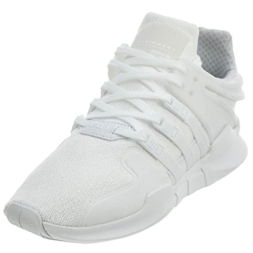 factory price 12109 551e8 adidas Originals Unisex EQT Support ADV J Running Shoe White, 4.5 M US Big  Kid