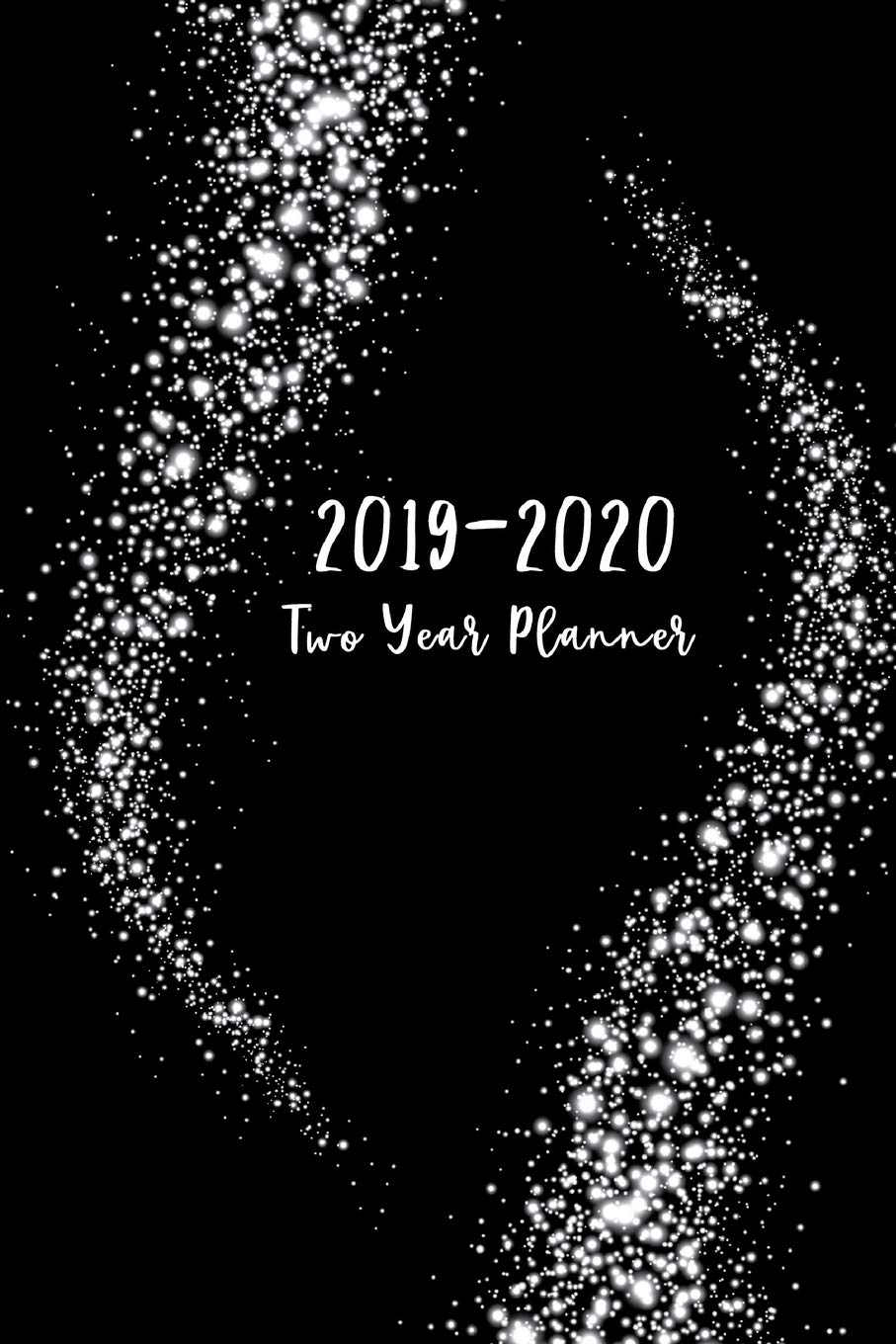 2019-2020 Two Year Planner: 2019-2020 Monthly Planner, 24 ...