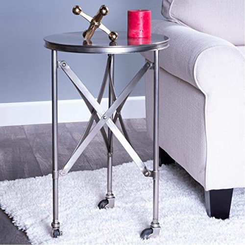 BUTLER COSTIGAN INDUSTRIAL CHIC ACCENT TABLE