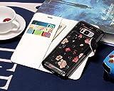 Samsung S8 Case,Galaxy S8 Wallet Case, FLYEE Flip