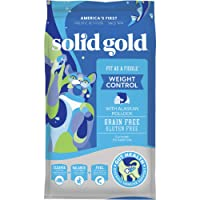 Solid Gold - Fit as a Fiddle with Fresh Caught Alaskan Pollock - Grain-Free - Weight...