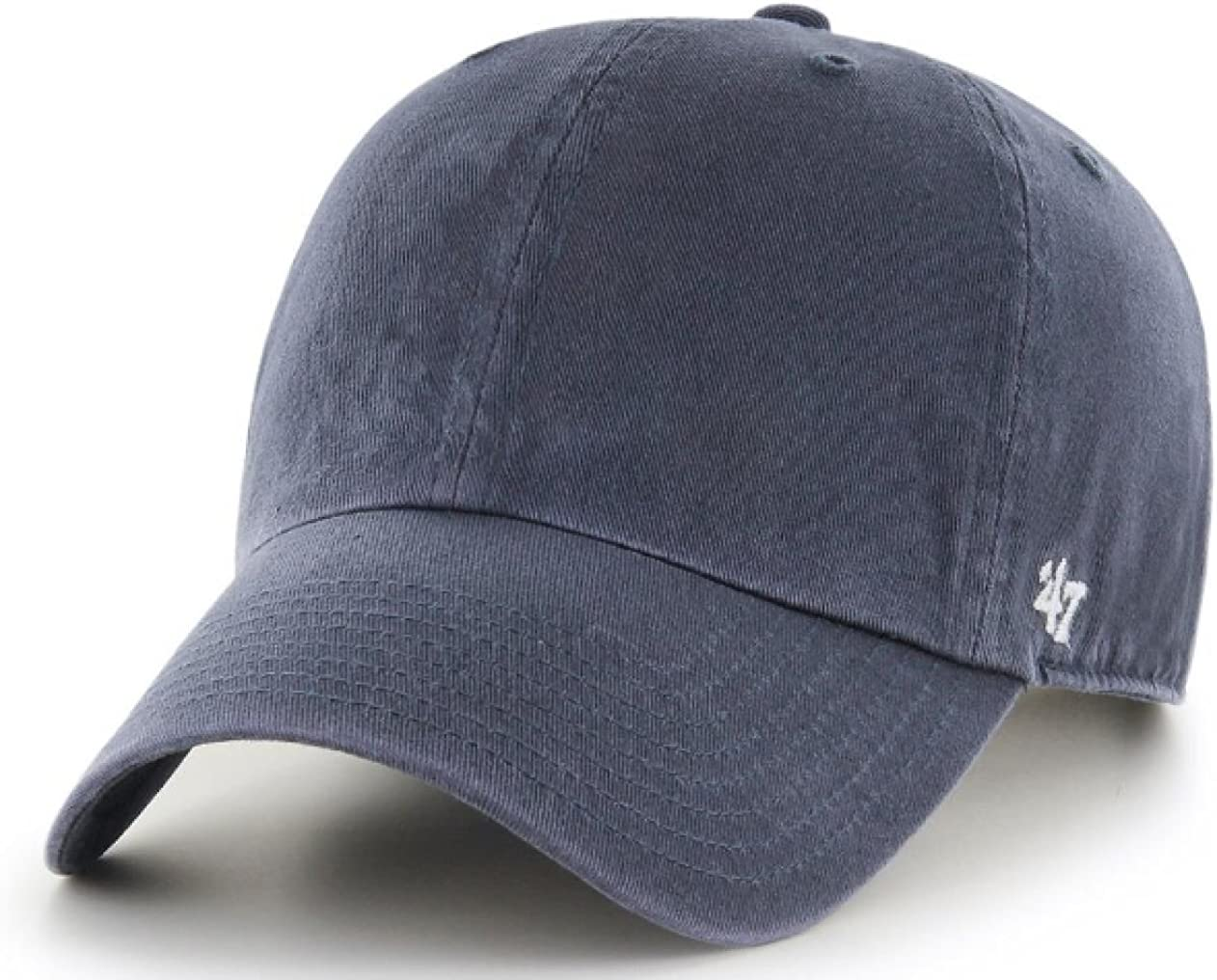 Vintage Navy 47 Brand Classic Clean Up Cap