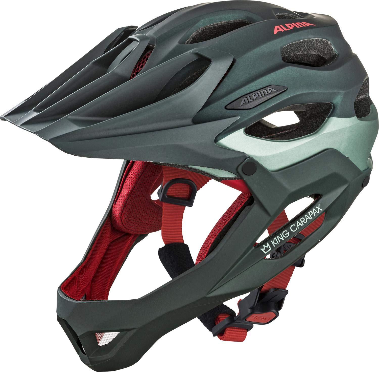アルピナ KING CARAPAX シーモス ヘルメット 52-57cm(A9698170)   B07K4HNB4M