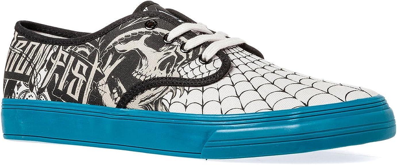 Iron Fist Winston Hommes Toile Baskets Chaussures De Skate