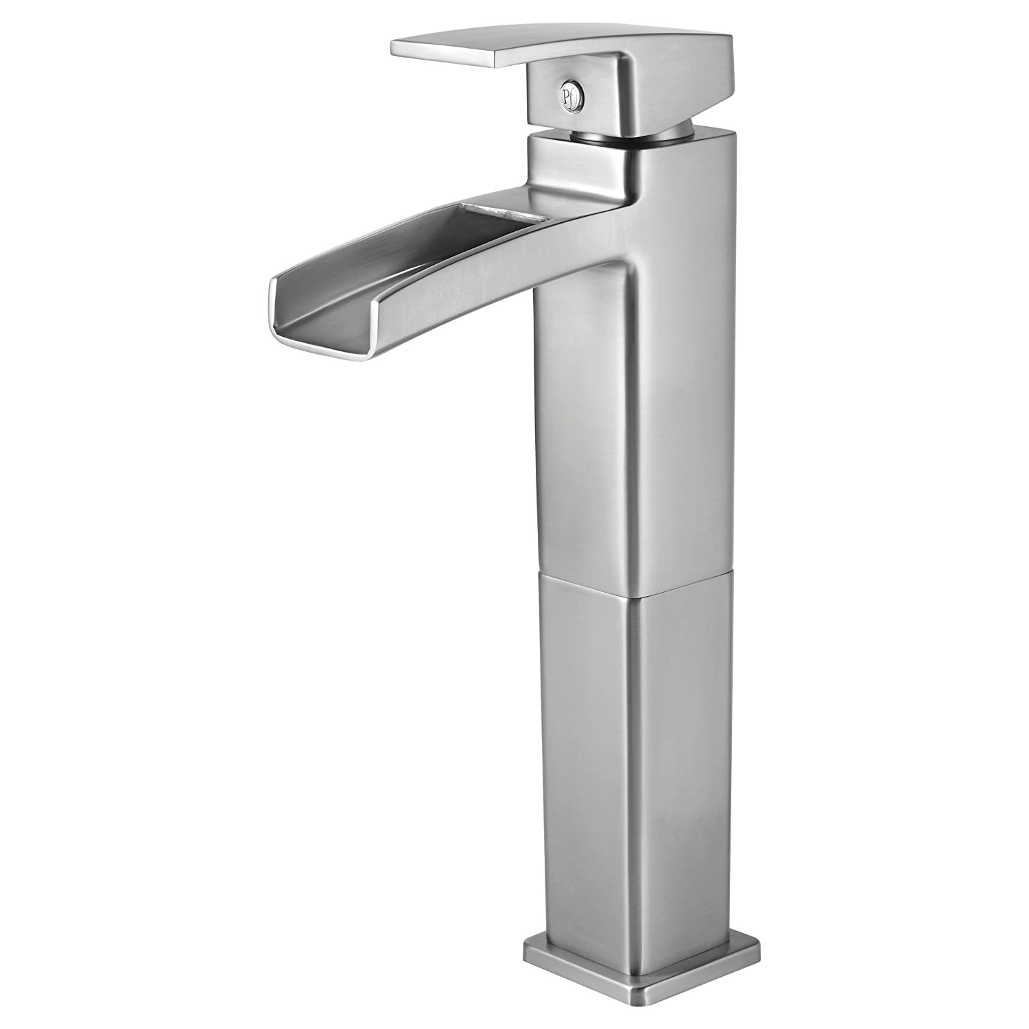 kokols faucet home product vessel chrome cascade shipping sink waterfall garden faucets overstock today free in