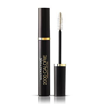 a775e49ced2 Amazon.com : Max Factor 2000 Calorie Dramatic Volume Mascara Black, 9ml :  Beauty