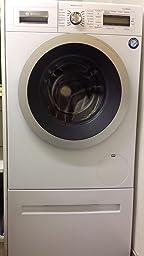 bosch wmz20490 waschmaschinenzubeh r podest mit auszug elektro gro ger te. Black Bedroom Furniture Sets. Home Design Ideas