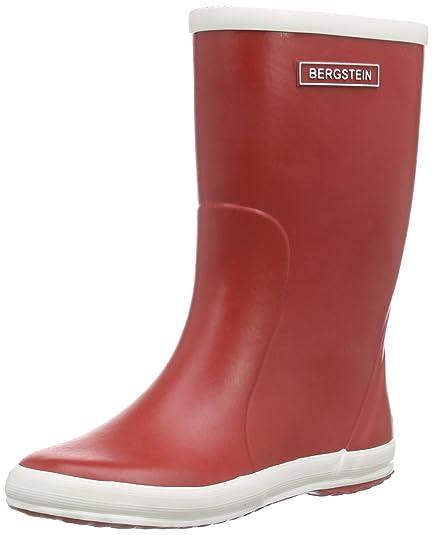 Bergstein RAINBOOT - Bottes en caoutchouc - red PQPYw