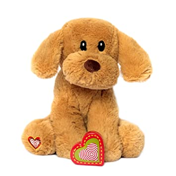 Puppy Heartbeat Bear Kit Amazon Co Uk Toys Games